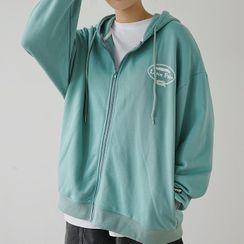 Fella - Printed Hood Zip Jacket
