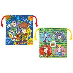 Skater - Toy Story Drawstring Pouch Set (2 Pieces)