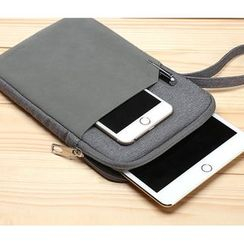 BAGGEST - Faux Suede iPad Sleeve - iPad Air