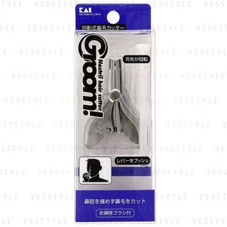 KAI - Groom Rotating Nasal Hair Cutter