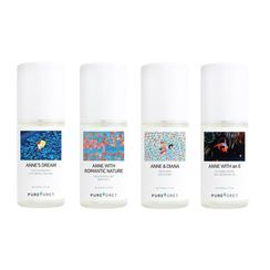 PUREFORET - Perfume Hair Mist Anne Art Collaboration - 4 Types