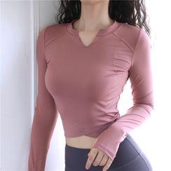 Girasol - 短款運動上衣