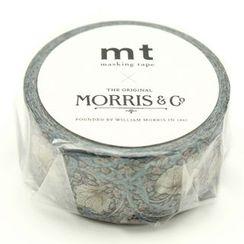 mt - mt Masking Tape : mt x William Morris Pimpernel