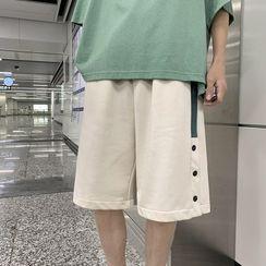 Dukakis - Plain Shorts