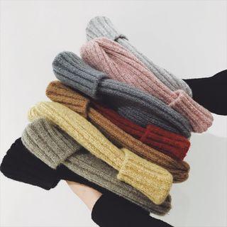 TAAK - Woolen Knit Beanie