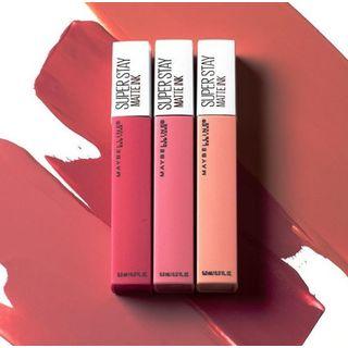 Maybelline - Superstay Matte Ink Un-nude Liquid Lipstick