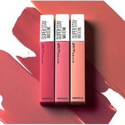 Maybelline - Superstay Matte Ink Un-nude Liquid Lipstick