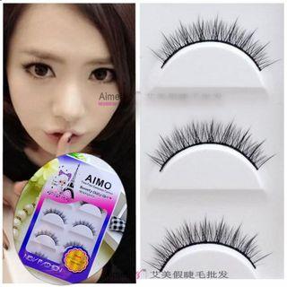 Aimo - False Eyelashes (5 Pairs)