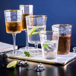 Kawa Simaya - Golden Trim Wine Glass