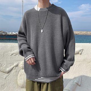 Ferdan - Crew-Neck Sweater