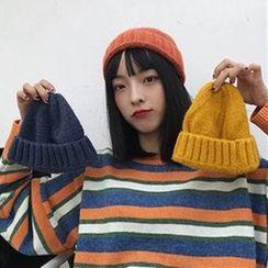 FROME - Plain Knit Beanie