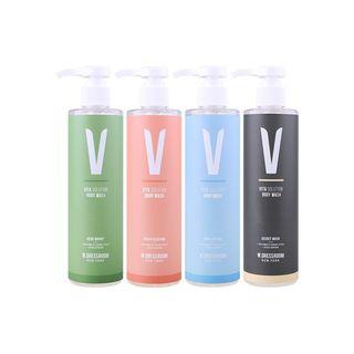 W.DRESSROOM - Vita Solution Body Wash - 4 Types