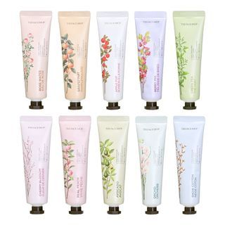 THE FACE SHOP - Daily Perfumed Hand Cream - 10 Types