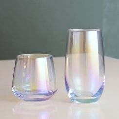 Oudine - Iridescent Glass Drinking Cup
