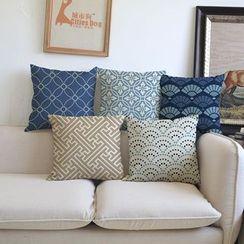 Cozy Cushion - 图案印花沙发靠垫套