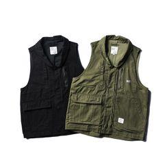 Hansler - Zip Cargo Vest