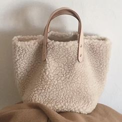 Barba - Fleece Tote Bag