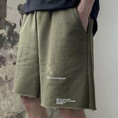 Macho - 抽繩運動短褲