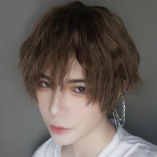Aynu - 短款假发 / 头发护理套装