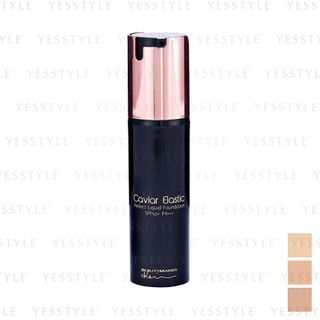 BeautyMaker - Caviar Elastic Perfect Liquid Foundation SPF 50+ PA+++ 30ml - 3 Types