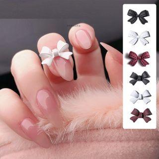 Monoe - Matte Bow Nail Art Decoration