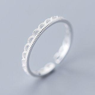 A'ROCH - 925 Sterling Silver Open Ring