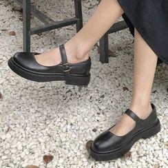 SouthBay Shoes(サウスベイシューズ) - Mary Jane Shoes