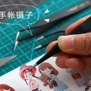 Nina's House(ニナズハウス) - Metal Tweezers for Sticker