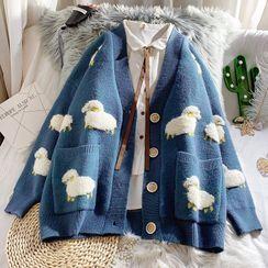 FR - Sheep Cardigan