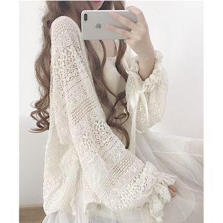 Sisyphi - Crocheted Light Jacket
