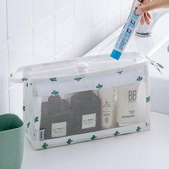 meiji blossom - Travel Toiletry Pouch