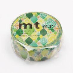 mt - mt Masking Tape : mt ex Citrus