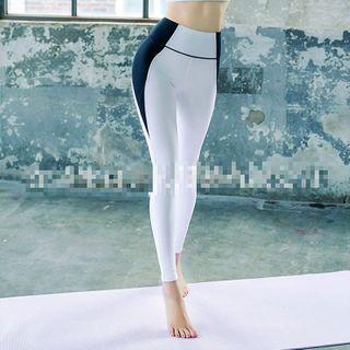 Betsie - 插色瑜伽裤