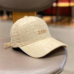 Hatrix - 字母刺绣棒球帽