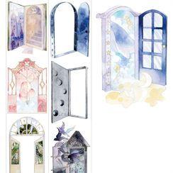 Atavola - Magic Door Print Masking Tape