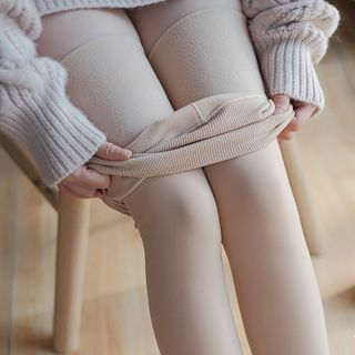 Nabla - 抓毛内衬内搭裤 / 贴身裤