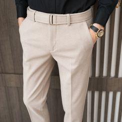 百高 - 毛呢西裤
