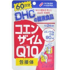 DHC Health & Supplement - Coenzyme Q10 Inclusion Complexes (120 capsules)