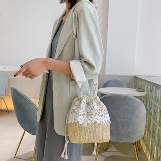 Koniga - 编织水桶包