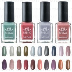 MEKO - Grayscale Fairy Light Sensation Nail Polish 12ml - 20 Types