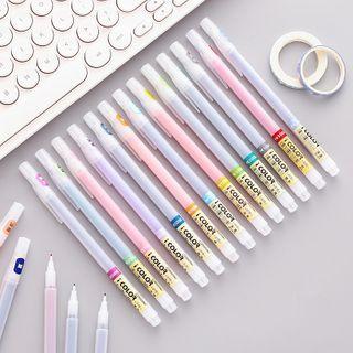 Eteum - Color Fine Point Pen