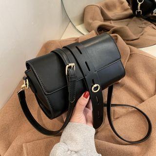 Bagtrix - Faux Leather Crossbody Bag