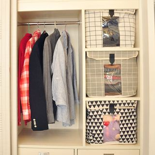 Hyole - Cotton linen storage box