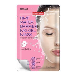 PUREDERM - NMF Water Barrier MG:GEL Mask 23g