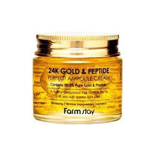 Farm Stay - 24K Gold & Peptide Perfect Ampoule Cream