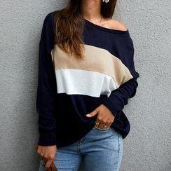 TRUMMENT - 条纹毛衣