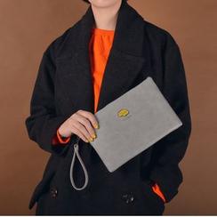 KIITOS - Faux Leather Clutch