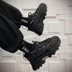 HANO - Platform Sneakers
