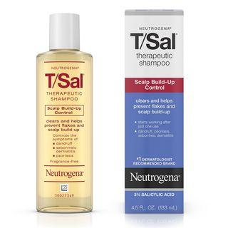 Neutrogena - T/Sal Therapeutic Shampoo-Scalp Build-Up Control