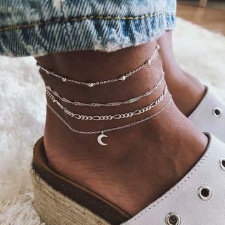Yeoleum - Alloy Layered Anklet